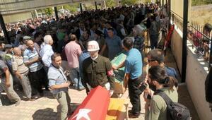 Bursadaki kazada ölen 7 kişi Tokatta toprağa verildi