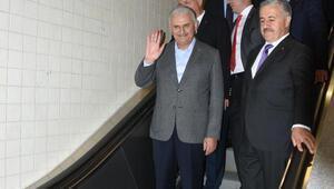 Başbakan Yıldırım, İzmirde (4)