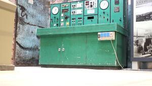 Seka müzesinde güç santrali sergilenmeye başladı