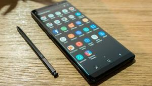Galaxy Note 8i parça parça ettiler