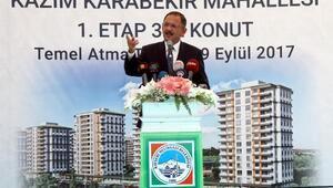 Bakan Özhaseki: 15 yılda Türkiye'yi tamamen depreme hazırlıklı hala getireceğiz