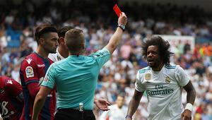 Real Madridde puan kayıpları devam ediyor
