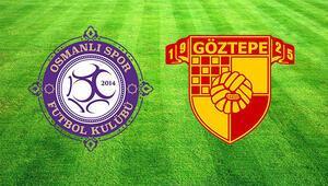 Osmanlıspor Göztepe maçı saat kaçta hangi kanalda yayınlanacak