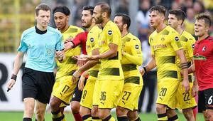 Dortmund, 7 puanla liderliğini korudu