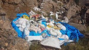 PKK'nın Tunceli'deki kışa hazırlık sığınakları yerle bir edildi