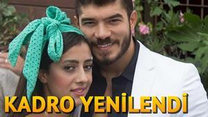 Aşk-ı Roman dizisinin oyuncuları kimdir Evlilik programıyla ismini duyuran Hanife Gürdal diziye dahil oluyor