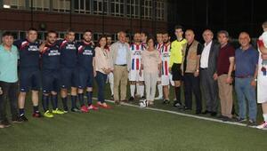 Orhan Kaynar Futbol Turnuvası başladı