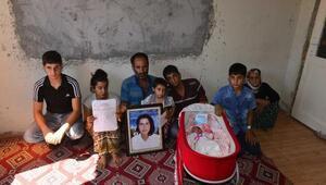 Eşi öldü, 6 çocuğuyla ortada kaldı