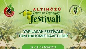 Altınözünde festival hazırlıkları