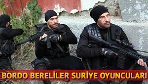 Bordo Bereliler Suriye oyuncuları kimdir Filmin konusu nedir