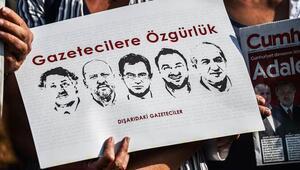 Cumhuriyet sanıklarından mesaj: Dayanışma umut verdi