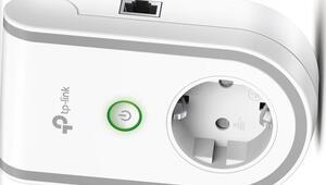 TP-Linkten hem akıllı priz hem WiFi menzil genişletici