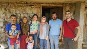 Korkmaz ailesine AHBAP sahip çıktı