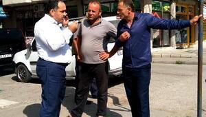AK Parti İlçe Başkanı: Partimin önüne fındık dökmüşler gelin temizleyin