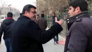 HDPli Aslana Devlet benim diyerek silahını çeken komiserin FETÖden 15 yıl hapsi isteniyor