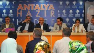 Bakan Elvan: Türkiye büyüdükçe çatlak sesler çıkıyor