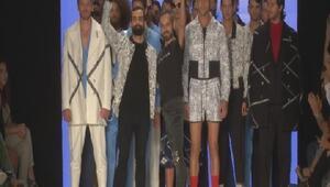 İstanbul moda haftasında Gökhan Türkmen de podyuma çıktı