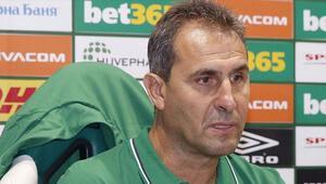 Ludogorets Teknik Direktörü Dimitrov: Rakibin iyi ve kötü yanlarını biliyoruz