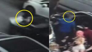 Vicdansız sürücü otizmli çocuğa çarpıp kaçtı