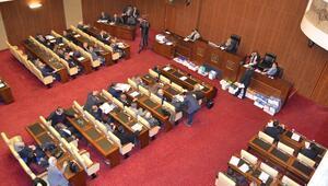 Meclis kararıyla103 arsa satışı