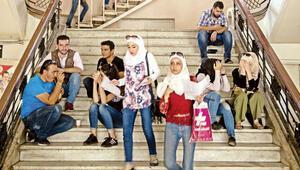 Şam'da her yerde Esad propagandası: Savaşın kapatamadığı üniversite