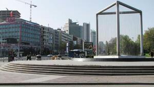 Ankara Büyükşehir Belediyesinden Atatürk anıtı açıklaması