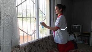 Yaşlılara ev temizliği hizmeti