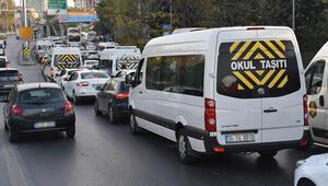 Okul servislerine 5 yılda 100 bin trafik cezası