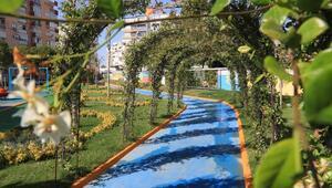 Barış Selçuk Parkına görkemli açılış