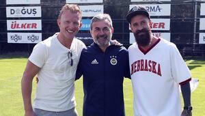 Eski dostlar ziyarette Fenerbahçe...