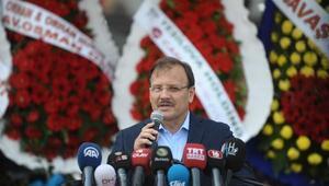 Çavuşoğlu: Kılıçdaroğlu, avukatının avukatlığını yapıyor