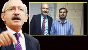 Bakanın saldırganla çektirdiği fotoğrafa Kılıçdaroğlundan sert tepki