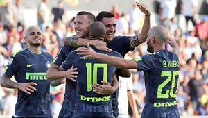 Inter seriyi bozmadı