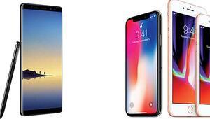 En akıllı rekabet: Apple, Samsung, LG, Sony ve Lenovo yeni telefonlarını tanıttı