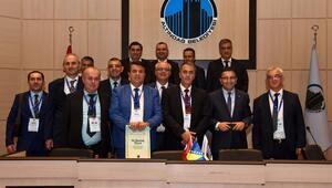 Bosnalı başkanlaradönüşümü anlattı