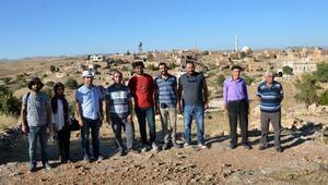 Midyatta Hristiyan Mimarisi için arkeolojik yüzey araştırması