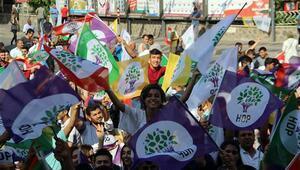 HDP'den 'adalet ve vicdan'  mitingi