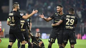 Saint Etienne tek golle kazandı (ÖZET)