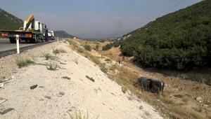 Okul yolunda kaza: Ane ile oğlu öldü