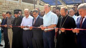 Vakıfköy Mesrop 2nci Kültür Merkezi açıldı