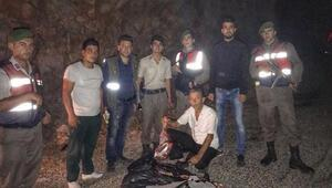 Kaçak avcıya 30 bin lira ceza