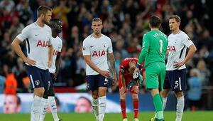 Tottenhamın Wembley laneti sürüyor (ÖZET)