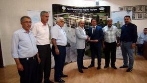 Kiliste yeni belediye binası sözleşmesi imzalandı
