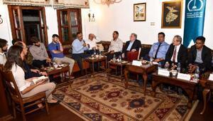 Arakanlı Müslümanların temsilcileri Hamamönünde buluştu