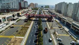 Büyükşehirden yaz sezonunda asfalt rekoru