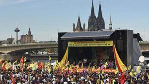 Almanyada PKK çatlağı