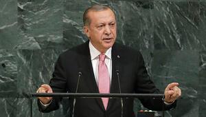 Erdoğandan BM Genel Kurulunda kritik mesajlar