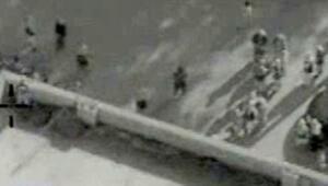 DEAŞ'ın toplu idamı böyle bombalandı