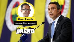 Ali Koçtan Fenerbahçe başkanlığı için ilk adım