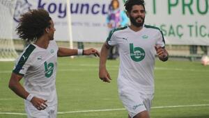 Yeşil Bursa - Karşıyaka: 3-1